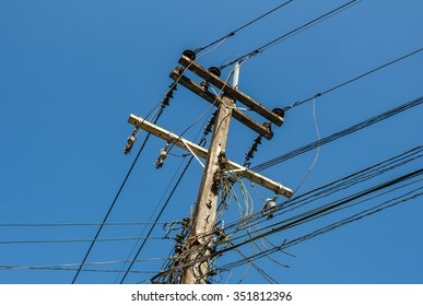 Electricity post .