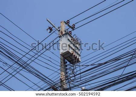 Electrical Wiring Harnesses Power Tower on furniture towers, steam towers, coal towers, engineering towers, control towers, structural towers,