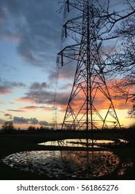 Electricity Pylon, England