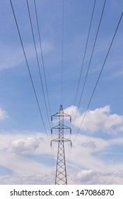 electricity transmittion tower 3