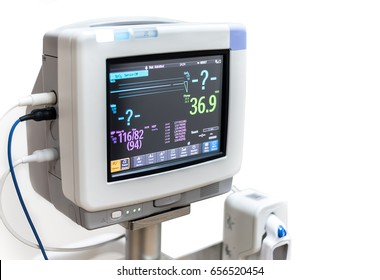 Electrocardiographic Monitoring (ECG) Medical Device