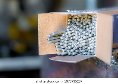 Electrodes for electric welding