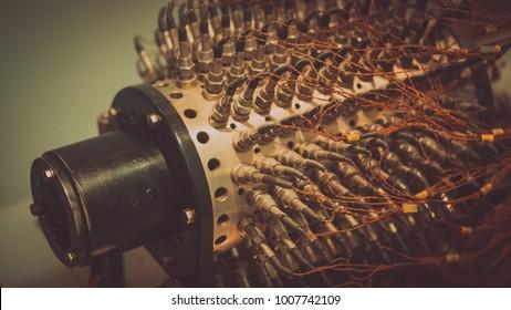 Electromagnet Coil Generator