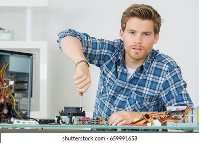 electromechanical equipment assembler