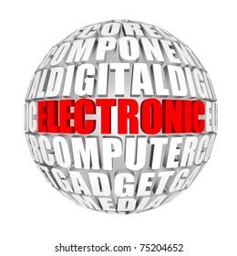 electronic around us