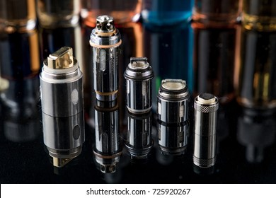 Electronic cigarette Clearomizer coils