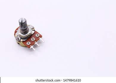 Electronic components - variable resistor