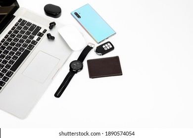 Electronic equipment used in daily life.
