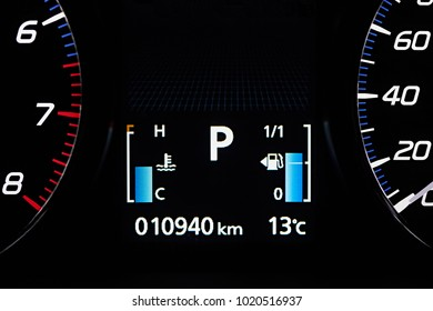 Digital Odometer Images, Stock Photos & Vectors | Shutterstock