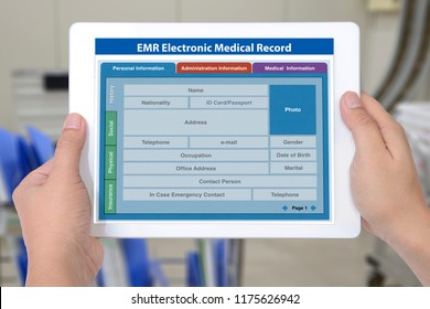 Medical Data Entry Images, Stock Photos & Vectors | Shutterstock