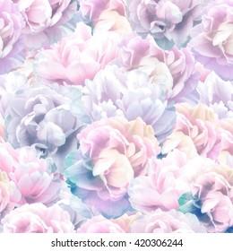 Elegance seamless floral pattern.