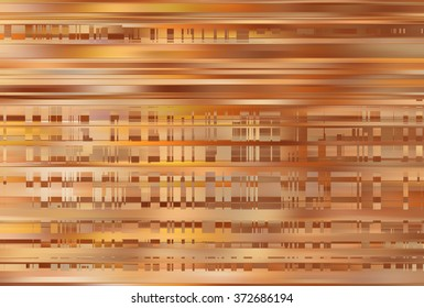 Elegant abstract horizontal orange background with lines