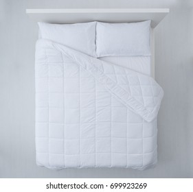 Bed Mattress Top View Stock Photos, Images & Photography ...