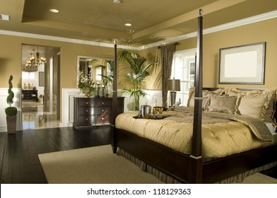 Elegant Bedroom Architecture Stock Images, Photos of Living room, Dining Room, Bathroom, Kitchen, Bed room, Office, Interior photography.