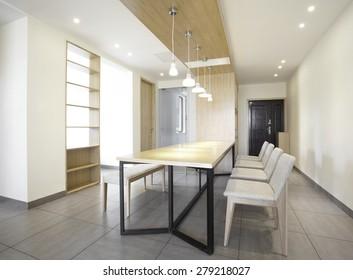 Elegant and comfortable home interior