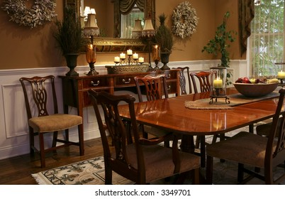 Elegant Dining Room series