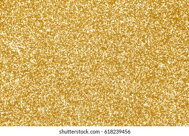 Elegant gold glitter sparkle confetti background or party invite for happy birthday, glitzy golden Christmas texture, celebrate 50th 50 anniversary, shiny glam sequins glitz, New Year's Eve or wedding