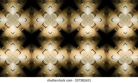 Elegant gold metal background