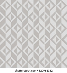 Elegant monochrome seamless pattern.
