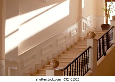 elegant stair