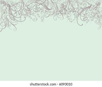 Elegant whipsy background