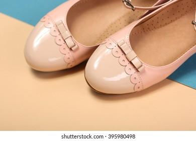 Elegant women's shoes