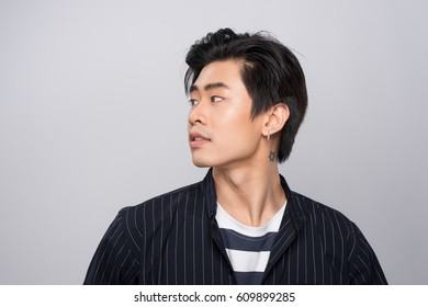 Chinese male models this remarkable