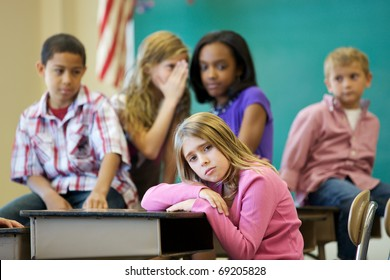 Elementary Age Bullying in Classroom