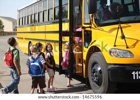 Elementary School Students Get...