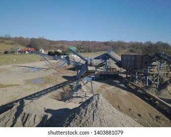 Rock Conveyor Images, Stock Photos & Vectors | Shutterstock