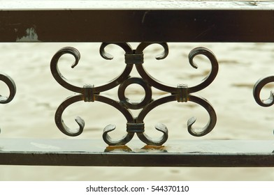 the elements of forging, Metalworking, wrought-iron fence