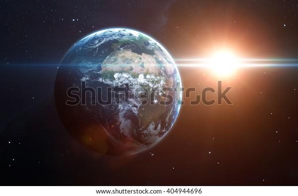 Von der NASA bereitgestellte Elemente dieses Bildes