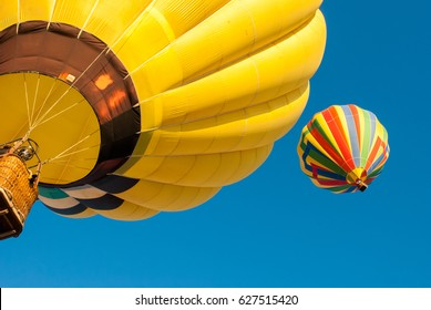 Elephant Butte Lake Balloon Regatta, New Mexico