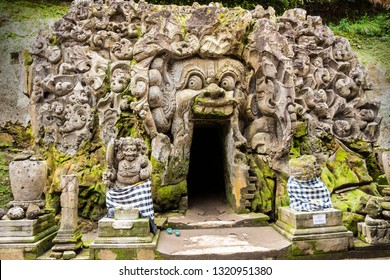 Elephant Cave at the Goa Gajah dates back to the 11th century, built as a spiritual place for meditation.