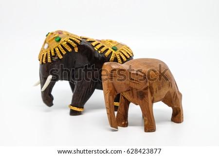 African Elephant Toys For Boys : Elephant toy elephant statue wooden elephant carved etsy