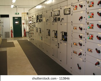 Eletrical switcgear switch industry power electric room