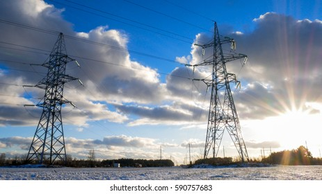 eletricity pole