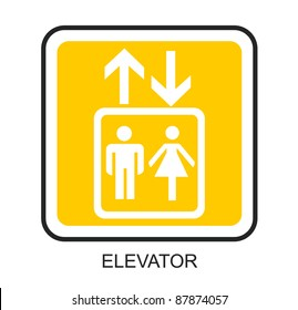 elevator sign images stock photos vectors shutterstock