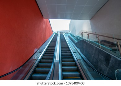 Elevator stair case - one person