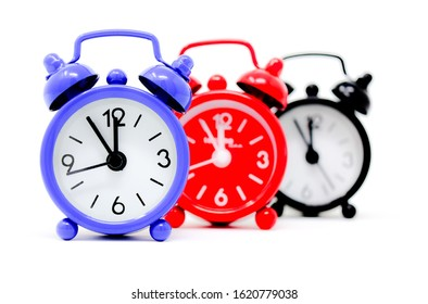 The eleventh Hour Time To 'Clock
