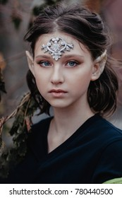Elf Fairy Girl