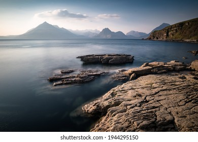 Elgol  - Isle of skye. Scotish nature