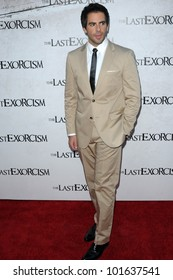 "Eli Roth  at a Special Screening of ""The Last Exorcism,"" Arclight Theater, Hollywood, CA. 08-24-10"
