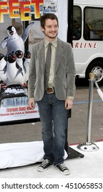 Elijah Wood at the World premiere of 'Happy Feet' held at the Grauman's Chinese Theatre in Hollywood, USA on November 12, 2006.