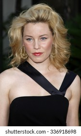 """Elizabeth Banks at the World Premiere of """"Funny People"""" held at the ArcLight Cinemas in Hollywood, California, United States on July 20, 2009."""