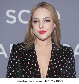 Elizabeth Gillies attend the 6th annual SCAD aTV Fest 2018 on February 3rd, 2018 at the Four Season Hotel Atlanta in Atlanta Georgia - USA