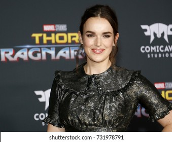 Elizabeth Henstridge See Through
