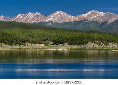 """""""Elk Mountains and Taylor Park Reservoir"""""""