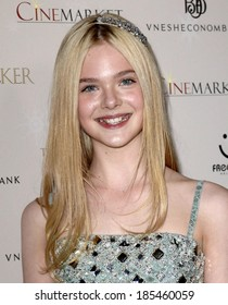 Elle Fanning at The Nutcracker in 3D World Premiere, The Grove, Los Angeles, CA November 10, 2010