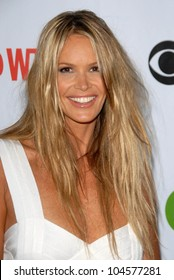 Elle Macpherson  at the CBS, CW and Showtime All-Star Party. Huntington Library, Pasadena, CA. 08-03-09